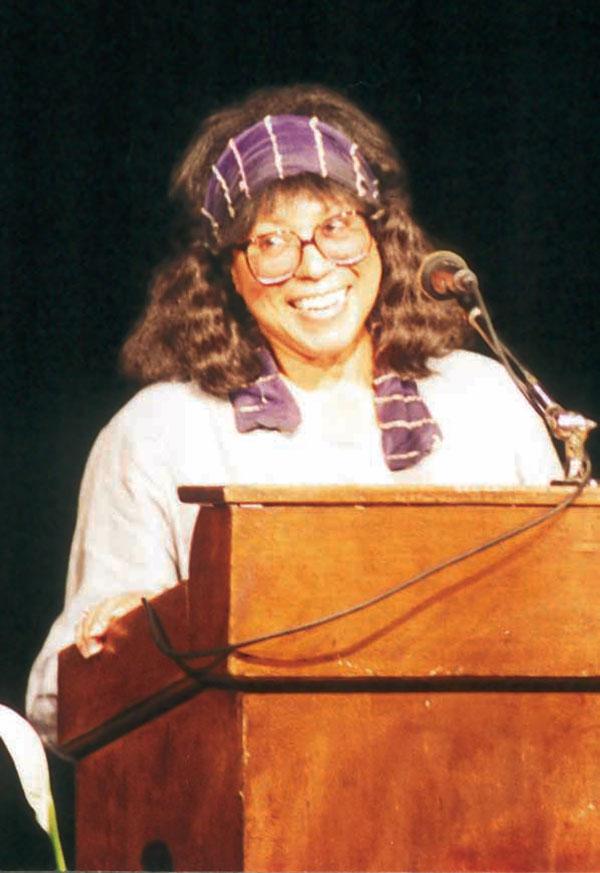 Mildred D. Taylor