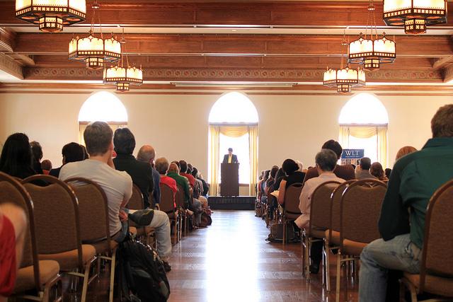 Rohinton Mistry, 2012 Neustadt Festival Keynote Speech