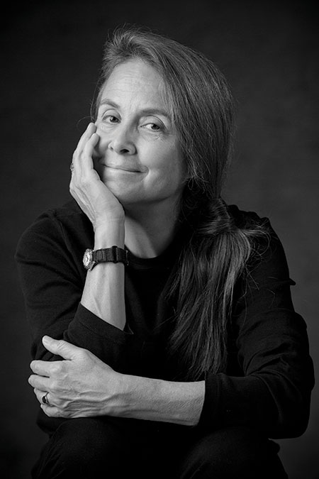 Naomi Shihab Nye. Photo by Shevaun Williams.