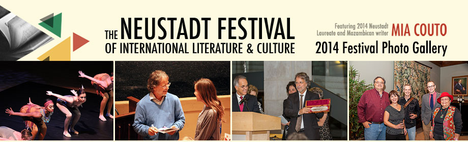 View photo galleries from the 2014 Neustadt Festival.