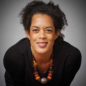 Aminatta Forna. Photo by Jonathan Rich