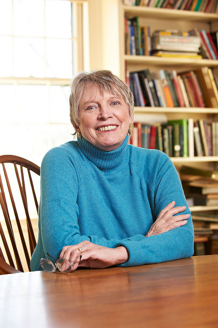 Lois Lowry. Photo by the American Library Association.